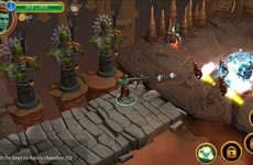 Mythological Mobile Games - This New Mobile Game Brings An Ancient Hindu Epic to Life