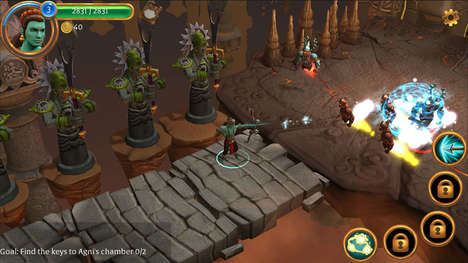 Mythological Mobile Games