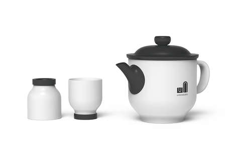 Modular Tea Brewing Sets