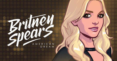 Pop Princess Mobile Games - This Game Gives Fans an Opportunity to Play the Role of Britney Spears