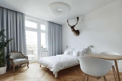 Minimalist Micro-Apartments