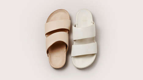 Neoluxury Leather Slides