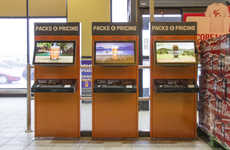Smart Beer Kiosks - The Beer Store's 'Beer Wall' Now Lives on as a Dynamic Digital Display