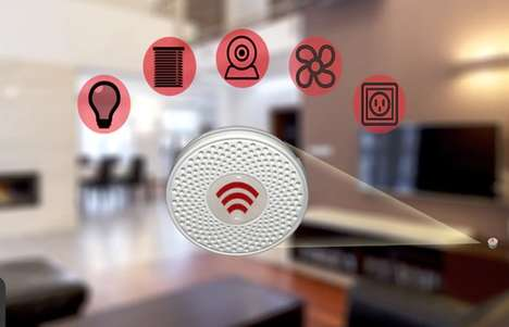 In-Home Beacons Devices