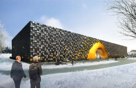 Energy-Saving Storage Facilities