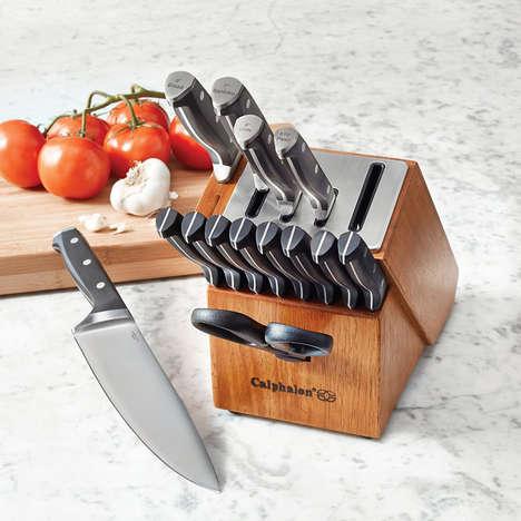 Knife-Sharpening Storage Blocks