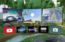 VR Smartphone Platforms - Google Daydream is an Android Version That's Optimized for VR