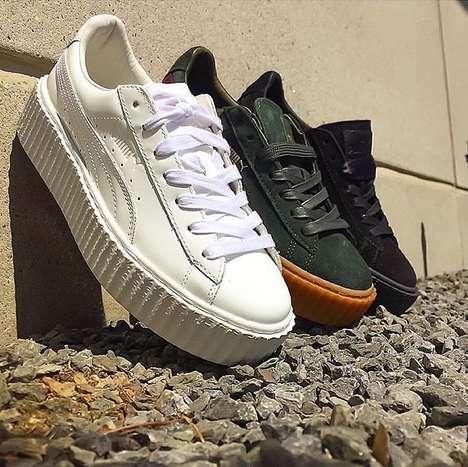 Updated Pop Star Sneakers