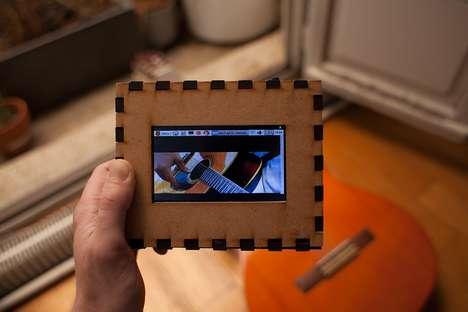 Creativity-Ensuring Cameras