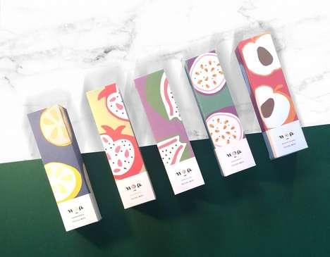 Fruity Skincare Packaging