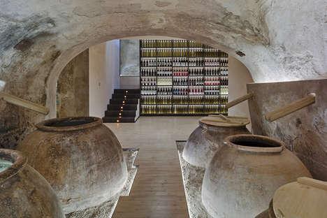 Subterranean Wine Schools