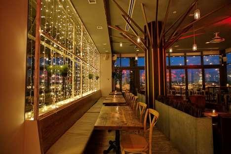 Rooftop Botanical Bars