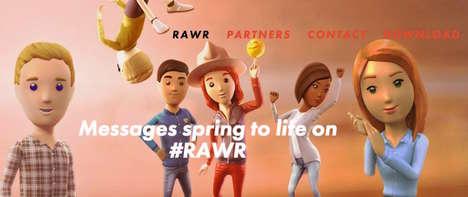 3D Avatar Messengers