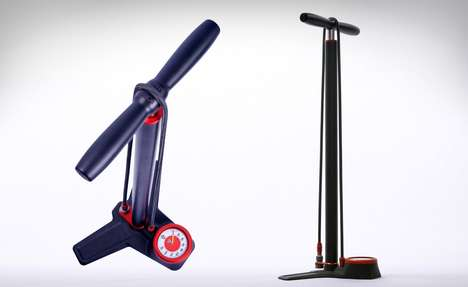 Precision Pressure Bike Pumps