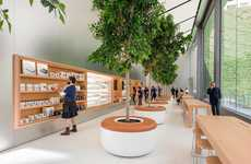 Anniversary Tech Retail Stores - The Union Square Apple Retail Store Celebrates 15 Years of Retail