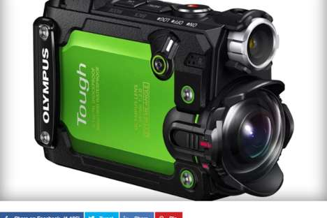 Swiss Army Action Cams
