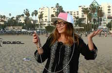 7d0f99c154e Eco Device-Charging Hats. Eco Device-Charging Hats. Horned Rabbit Fur Hats