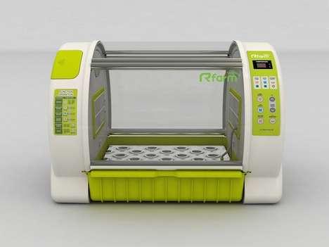 Automated Indoor Garden Kits