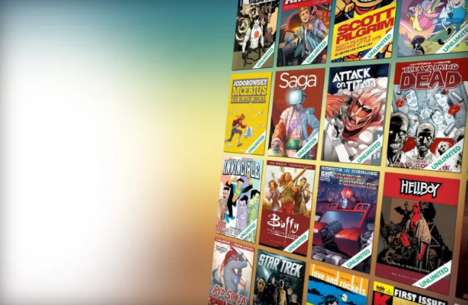 Unlimited Comic Subscriptions