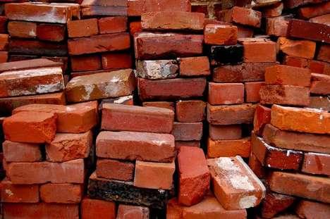 Cigarette Butt Bricks