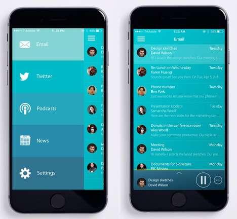 Contextual Smartphone Dials