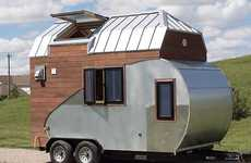 Teardrop Trailer House Hybrids