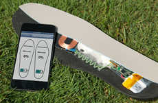 Balance-Enhancing Insoles - These Vibrating Insoles for Shoes Help Improve Walking Performance