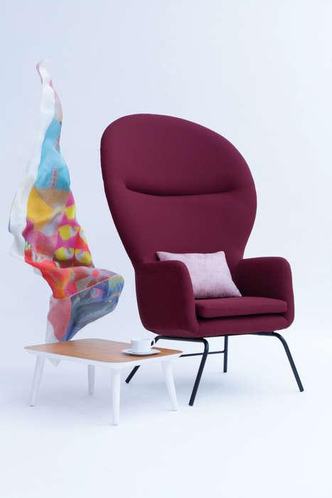 Cartoonish Chair Designs