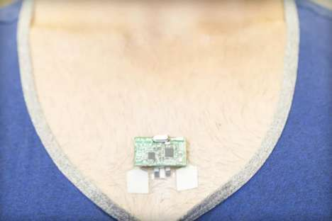 Monitoring Perspiration Patches