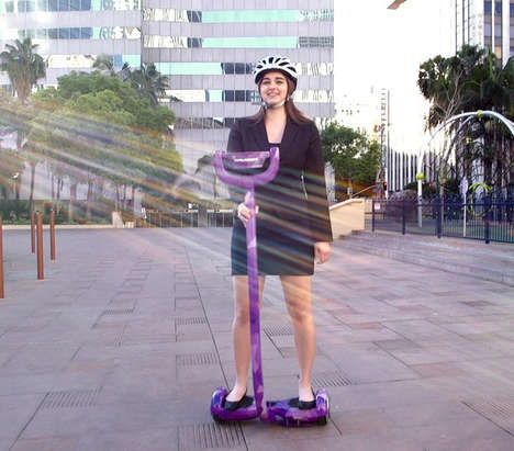 Cereal Bowl Scooter Hoverboards