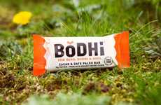 Cricket Flour Protein Bars - BODHI Paleo Bars are Packed with Healthy, Sustainable Ingredients