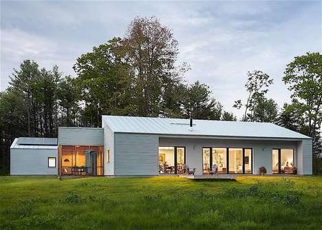 Super-Insulated Residences