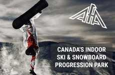 All-Season Ski Academies - The Axis Freestyle Academy Offers Winter Sports Year-Long in Canada