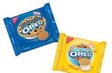 Cereal-Flavored Oreos - The Wonder Vault Cookie Campaign Sources Pie and Breakfast for Inspiration