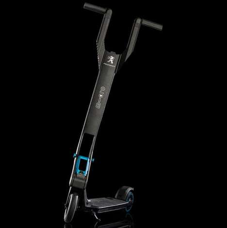Electric-Assist Kick Bikes