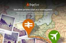 Social Trip Planners - The 'TripFlint' Vacation Trip Planner Offers Travelers a Jumping Off Point