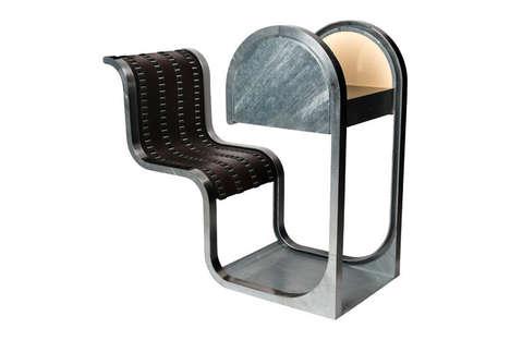Shape-Shifting Desks
