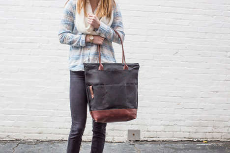 Military Spouse-Designed Handbags - The R. Riveter Bags are Inspired by the American Military