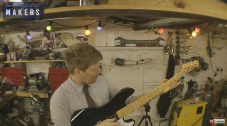 Flamethrower Guitar DIYs