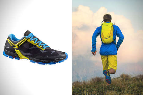 All-Terrain Mountain Sneakers