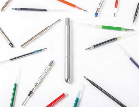 Multi-Refill Design Pens