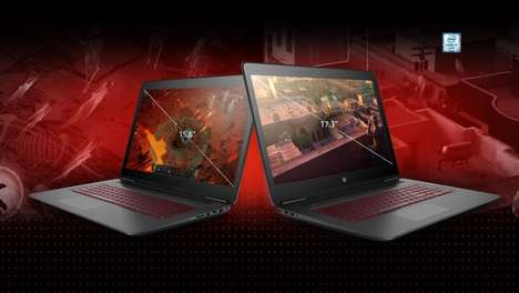 Feature-Rich Gaming Laptops