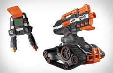 Dart-Deploying Drones - The Nerf N-Strike Elite Terrascout Drone Blaster is Stealth