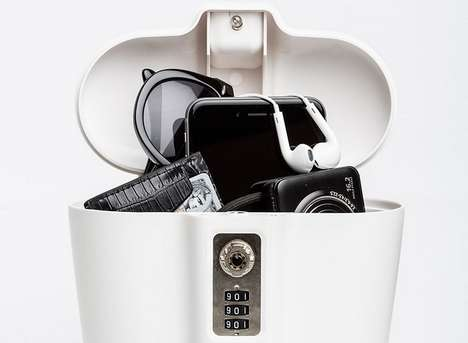 Portable Travel Safes
