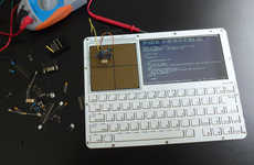 DIY Maker Laptops - The ELLO 2M DIY Laptop is Made Using Essential Components