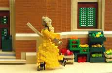 Reconstructed LEGO Music Videos
