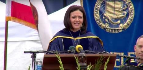 Sheryl Sandberg Keynote Speaker