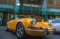 Charitable Car Shows - Toronto's Yorkville Exotic Car Show Coincides with Father's Day 2016