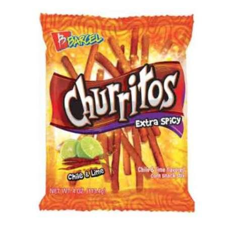 Crispy Cuisine-Inspired Chips
