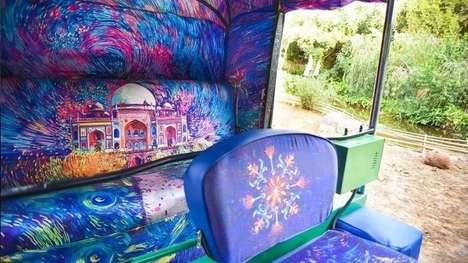 Refurbished Auto-Rickshaws